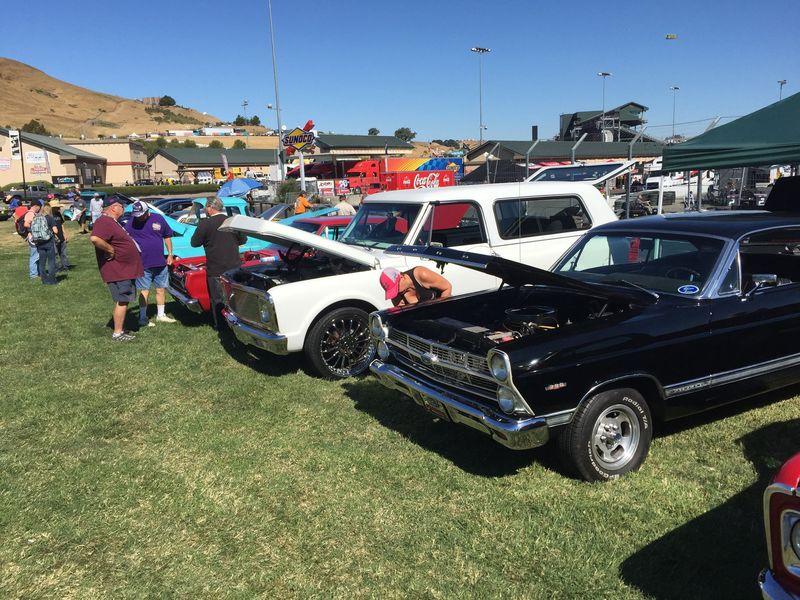Sonoma Raceway To Host First Sonoma Show Shine Car Show News - California car shows