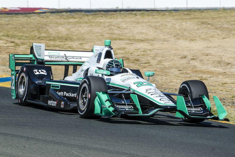 Twenty-One Verizon IndyCar Series Drivers Complete One-Day ...