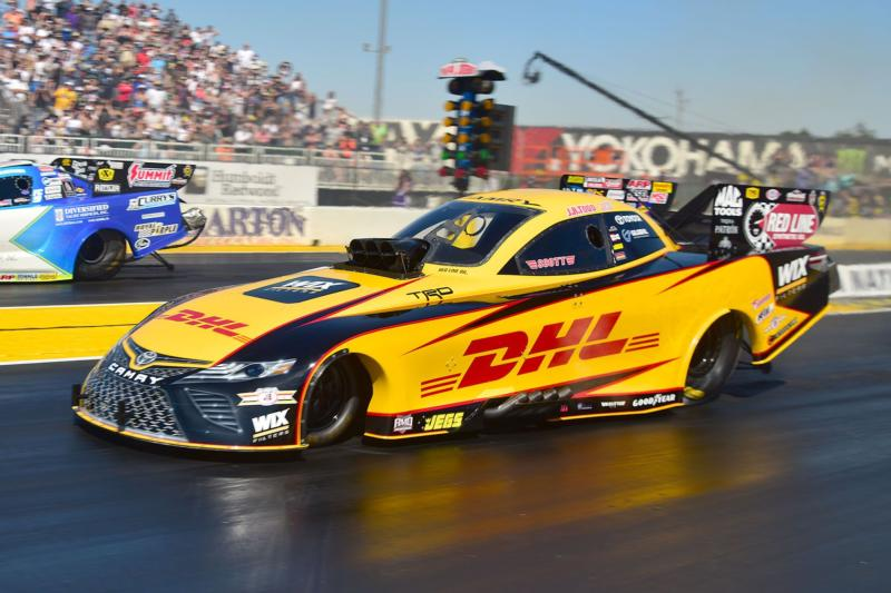NHRA Powers Into Sonoma Raceway for Back-to-Back Drag Racing