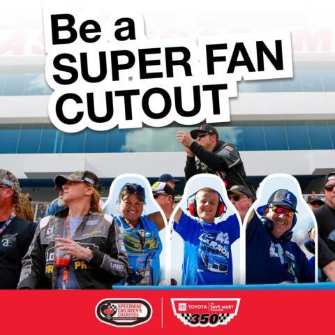Fan Cutout